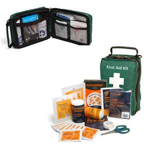 First Aid Kit Family Travel Emergency Safety Set Car European Travel