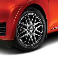 Set of 4  8-Spoke 16 Inch Alloy Wheels for 2012-2014 Scion iQ-New, OEM