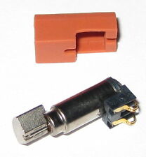 Pager and Cell Phone Vibrating Micro Motor - 1 to 4.5 V - 17 mm x 7 mm