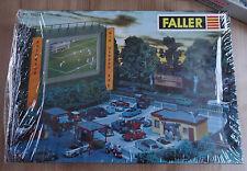 Faller H0 130340 Autokino mit DVDPlayer als Leinwand, exclusive Rarität neu OVP