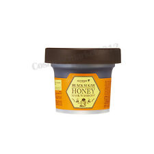 SKINFOOD [Skin Food] Black Sugar Honey Mask Wash-off 100g Free gifts