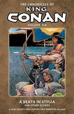 Chronicles of King Conan Volume 6: A Death in Stygia and Other Stories, Various