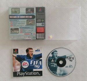 Fifa 99 ITA Playstation 1 Ps1 Psx Psone NO Crash Spyro medievil tombi klonoa ctr