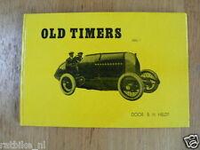 OLDTIMERS PART 1,FIAT 500 TOPOLINO,FORD T,BENTLEY 4,5,SPIJKER,TROJAN,HILLMANN,
