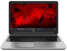 HP ProBook 650 Windows 10 15.6'' Intel Core i5 3.30GHz 8GB RAM 128GB SSD Webcam