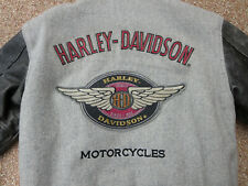 Harley Davidson Lederjacke in Größe M