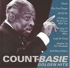 Golden Hits * by Count Basie (CD, Feb-1996, ITC Masters) Import