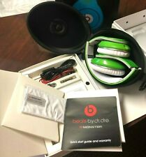 Monster Beats by Dre Studio Headphones WIRED -  First Generation UNUSED