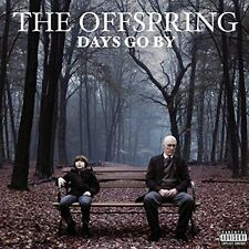 THE OFFSPRING - DAYS GO BY - NEW CD ALBUM