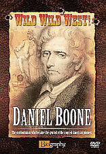 Wild, Wild, West - Daniel Boone [DVD], Acceptable, DVD, FREE & FAST Delivery