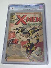 X-Men #1 (Marvel,1963) CGC .5 - Origin & 1st appearance of the X-Men Silver Age