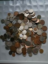 More details for mixed 2.3kg old coins world wide and english