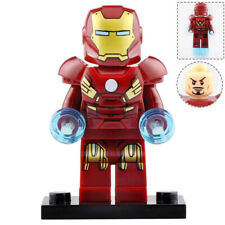 Iron Man (MK7) - Marvel End Game Lego Moc Minifigure Toy Collection