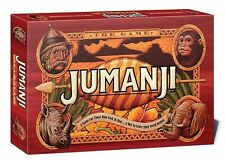 Jumanji Board Game Perfect Family Action Board Game Set Gift For Kids / Adults