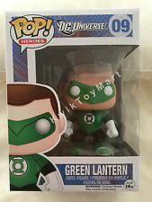 Funko Pop! Vinyl DC Universe The New 52 GREEN LANTERN No.09 Exclusive