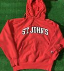 Champion+Reverse+Weave+Hoodie+St+Johns+University+College++Small