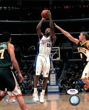Sam Cassell signed 8x10 photo PSA/DNA Los Angeles Clippers Autographed