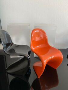 2 VITRA miniature Panton Chair