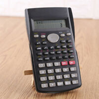 Handheld Student Scientific Calculator School Portable Mathematics Displa PBR