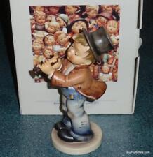 "LARGE ""Serenade"" Goebel Hummel Figurine #85/II TMK6 - MINT WITH ORIGINAL BOX!"