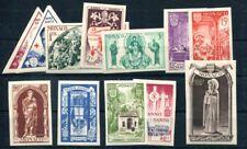 MONACO 1951 429-440U * UNGEZÄHNT SATZ ANNO SANTO (D5458