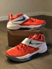 Nike Zoom KEVIN DURANT KD IV 4 'CREAMSICLE' 473679-800 Size 9