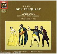 Donizetti: Don Pasquale / Muti, Freni, Bruscantini, Nucci, - LP Emi