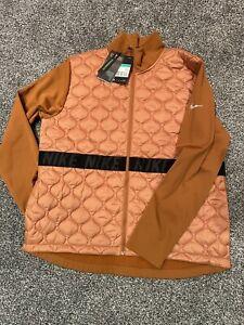 Nike Aeroloft Layer Jacket - Orange - XL Xtra Large - Womens