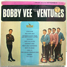 LP - Bobby Vee Meets The Ventures