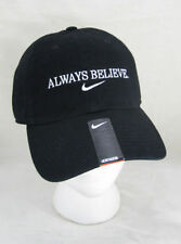 Nike Solid 100% Cotton Strapback Hats for Men