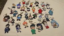 Assorted Anime Japan Keychains and Straps