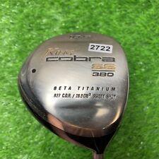New listing King Cobra SS 380 Driver 10.5° Regular Flex Graphite Shaft RH    2722