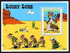 Bloc Feuillet BF55 - Fête du timbre - Lucky Luke - 2003