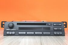BMW BUSINESS CD RADIO PLAYER E46 3 SERIES CAR STEREO DECODED BLAUPUNKT