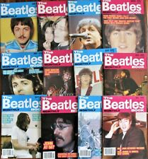 More details for 1990 - a full 12 months of 'the beatles monthly book'. january through december