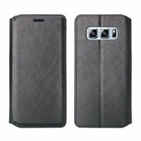For Samsung Galaxy Note 8 Leather Flip Wallet Case Protective Stand Pouch