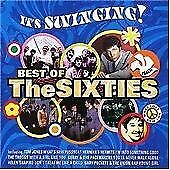 Best of the 60's - It's Swinging! CD (2006) Incredible Value and Free Shipping!