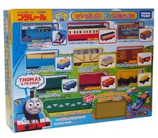 PLARAIL PLA RAIL TAKARA TOMY THOMAS & FRIENDS Freight Loading Train Set