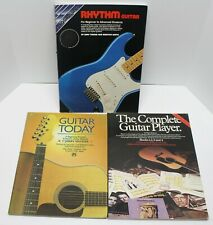 Guitar Playing Books -3 Books The Songs In These Books Are In The Pictures