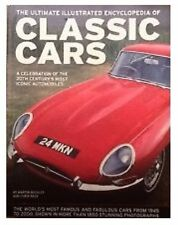 Ultimate Illustrated Encyclopedia of CLASSIC CARS book--512 pages full color J-W