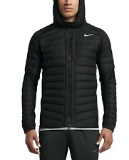 Nike Aeroloft Hybrid mens Jacket XXL-T 810195-010 Black
