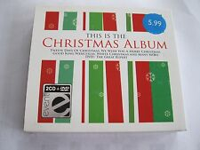 THIS IS THE CHRISTMAS ALBUM - 28 tracks on 2 CDs & THE GREAT RUPERT FILM on DVD