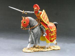 "KING & COUNTRY MK ""CRUSADER KNIGHT"" MK053 RICHARD THE LIONHEART RETIRED 2007"