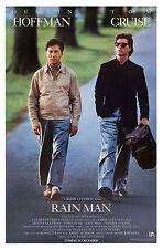 RAIN MAN (1988) ORIGINAL MOVIE POSTER  -  ROLLED