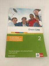 Green Line 2 Standardaufgaben Niedersachsen + Lehrersoftware und Audio-CD/Lernen