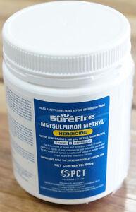 Weed Killer SureFire Metsulfuron Methyl Herbicide 500g (600g/KG) Professional
