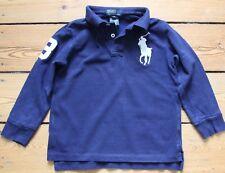 Ralph Lauren Poloshirt Sweater Gr.110