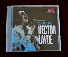 El Cantante by Héctor Lavoe Hector (CD, Feb-2010, Fania) SEALED