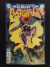 Dc Universe Rebirth Batgirl # 12 (1st Print) Variant