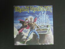 "IRON MAIDEN -7""Single- Run To The Hills/Phantom Of The Opera, EX+"